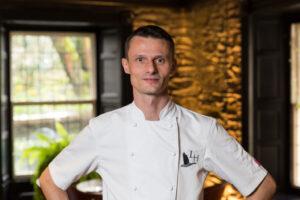 Head Chef - Richard Booth