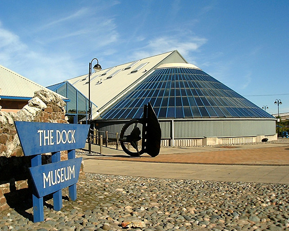Dock Museum - Barrow-in-Furness