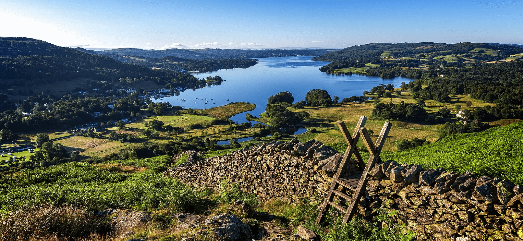 Lake District Days out - Iconic Lake Windermere